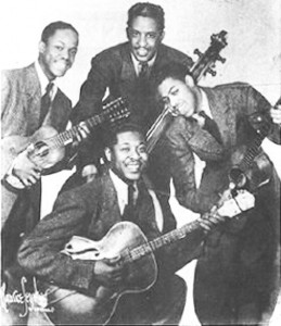 1930s R&B vocal group