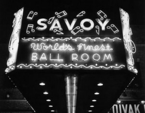 Savoy Ballroom, World's Finest
