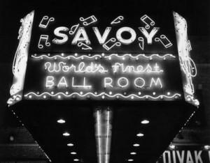 Savoy Ballroom, World's Finest