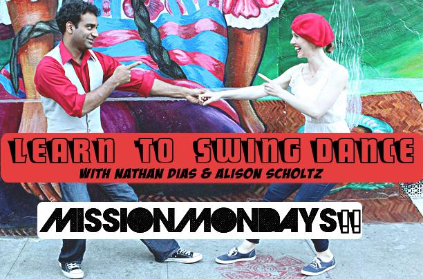 Mission Mondays - Nathan & Alison