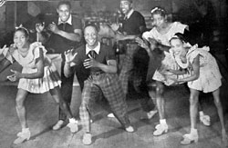 the Shorty Snowden Dancers