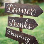 dancing dinner drinks