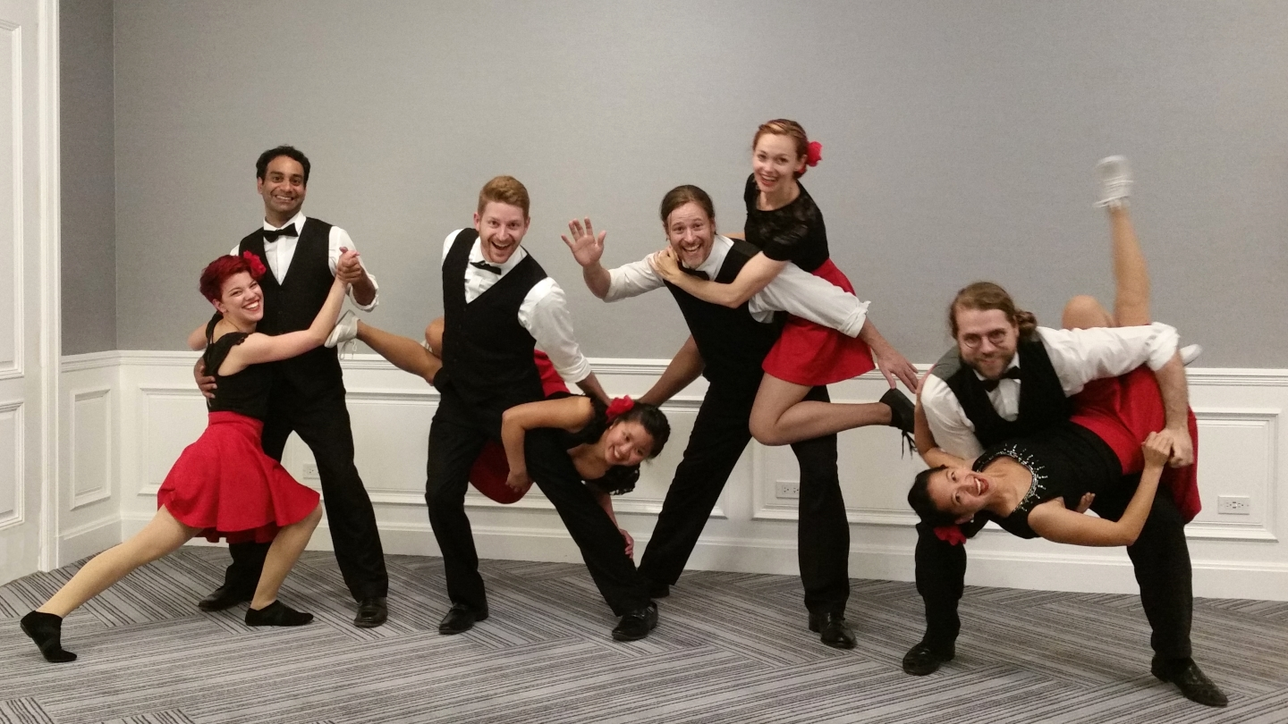 Swing Dance Performances and Entertainment