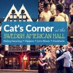 Cat's Corner Wednesdays