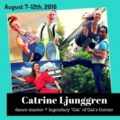 Weekend Dance Workshop with Catrine Ljunggren – Aug 11, & 12, 2018