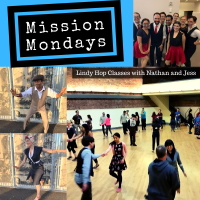 Monday Lindy Hop Classes in the San Francisco Mission District